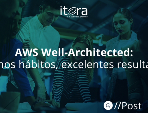 AWS Well-Architected: buenos hábitos, excelentes resultados