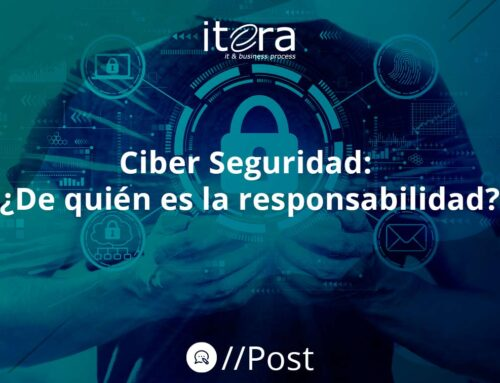 Ciber Seguridad: ¿De quién es la responsabilidad?